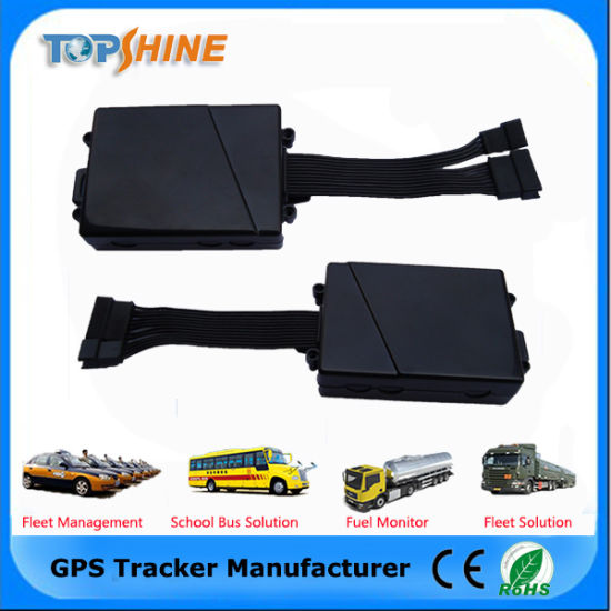Mini Waterproof GPS Tracker with Engine Cut off Rfidfunction Mt100 pictures & photos