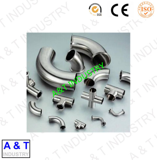 Hot Sale Sanitary Stainless Steel Pipe Fittings At55 with Quality