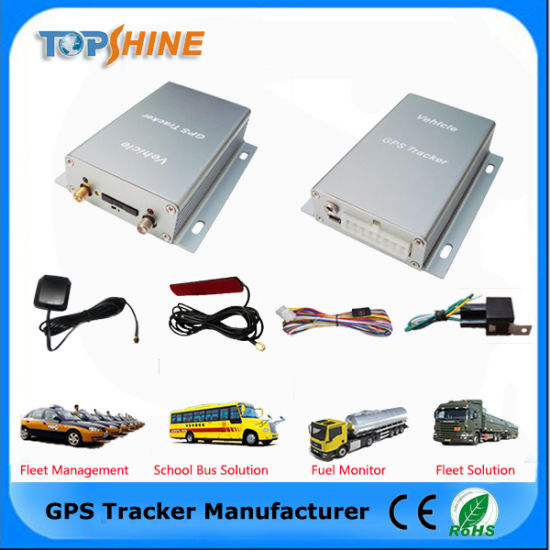 GPS Vehicle Tracker Vt310n with Sos Button and Check Air Condition on/off pictures & photos