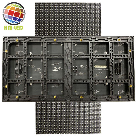 RGB 320X160 Module Indoor P4 Full Color HD LED Module