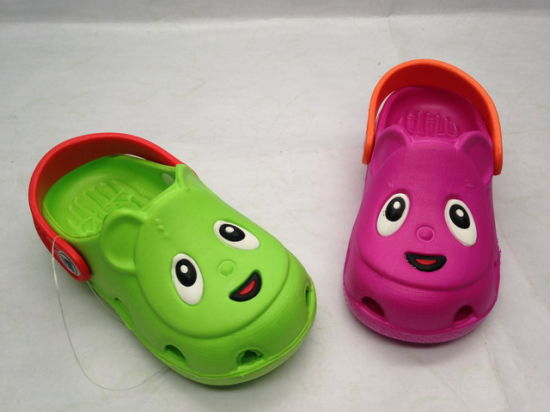 Lovely Cartoon Style EVA Clogs for Kids (21zx914) pictures & photos