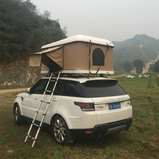 4X4 Overland Jeep C&ing Hard Shell Car Roof Top Tent & China 4X4 Overland Jeep Camping Hard Shell Car Roof Top Tent ...