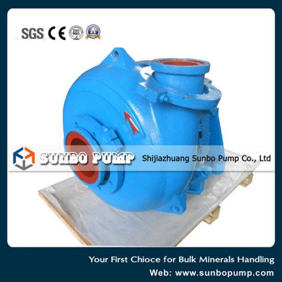 China Pompe Centrifuge a Sable/Sand Dredge Pump - China