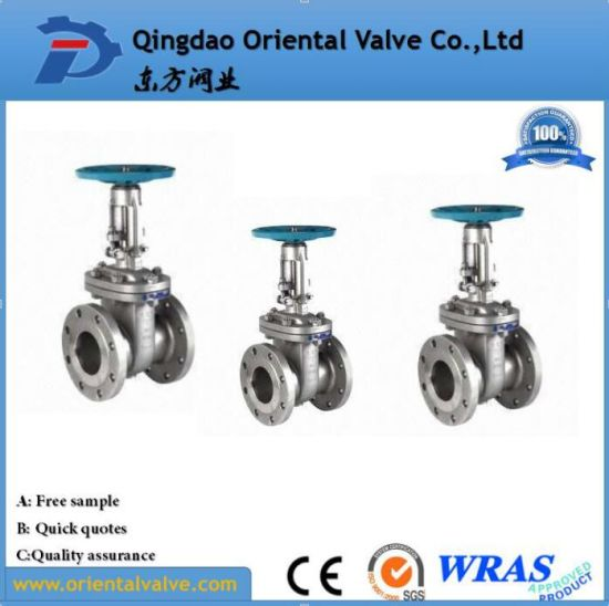 Professional Forged ISO Steam Gate Valve pictures & photos