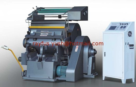 Ml Platen Die-Cutting and Creasing Machine pictures & photos