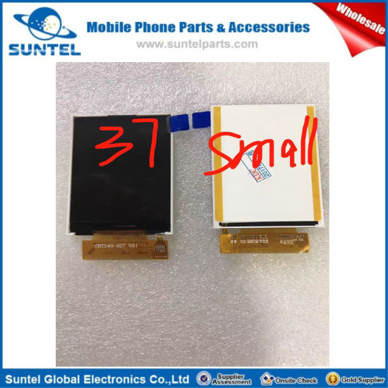 Wholesale Mobile Phone Repair Accessories for Tecno 37 Pin Small LCD Display Replacement pictures & photos