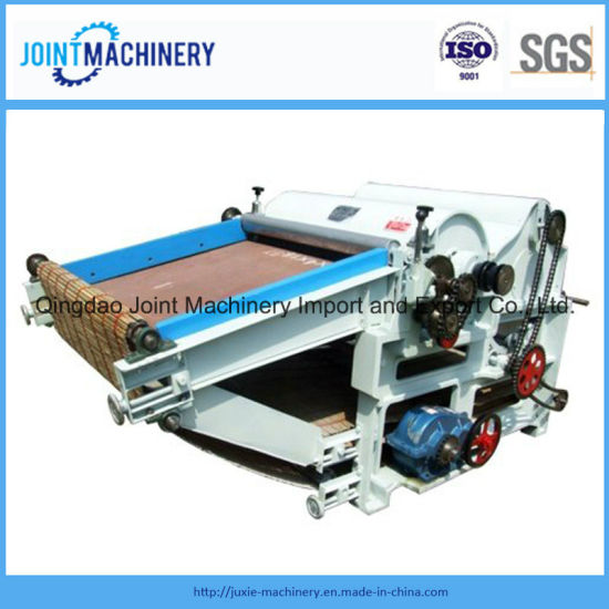 Fabric Waste Recycling Machinery Line pictures & photos