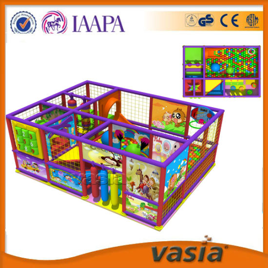 Playground Indoor Commercial Soft Play Nice Toys for Kids Vs1-151228-161A-3-29 pictures & photos