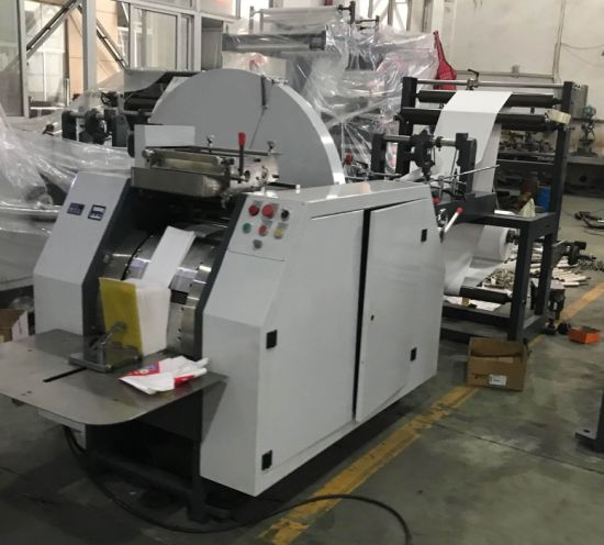 Sy-400-650 -800 Bottom Paper Bag Making Machine with The Advantage of Low Cost