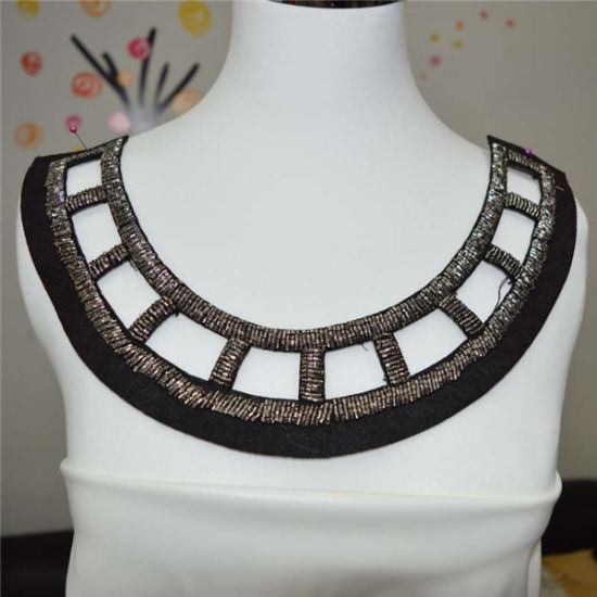 Fashion Crystal Bead Necklace (HMC071)
