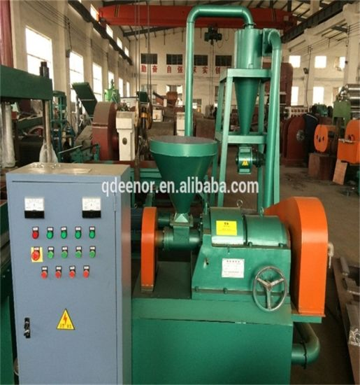 Used Tire Shredding Machine/Waste Tire Cutting Machine/Tire Recycling Machine Price pictures & photos