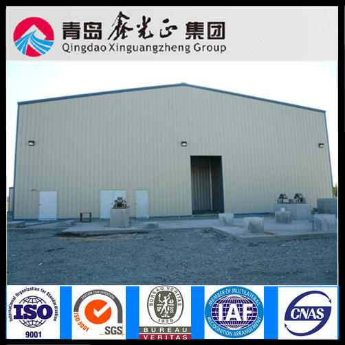 Structural Steel Warehouse (SSW-328)