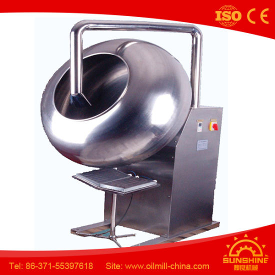 Coating Pan Machine Popcorn Coating Machine pictures & photos