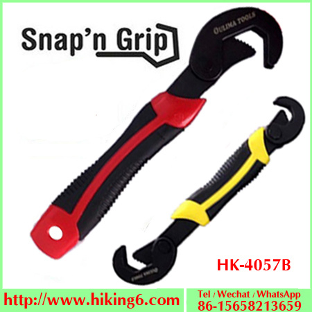Snap N Grip, Universal Wrench Set, Multifunction Wrench pictures & photos