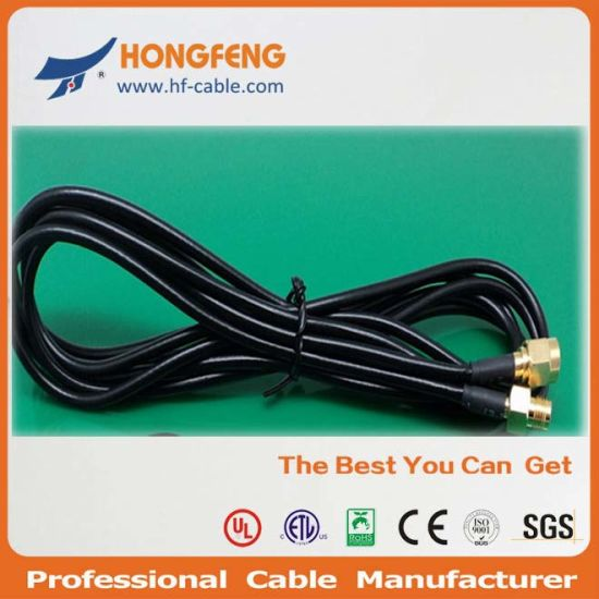 China Rg 50 Ohm Coaxial Cable Lmr400 Coaxial Cable China