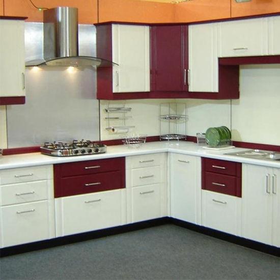 China 2020 Modern Modular Kitchen Designs Custom Shaker Kitchen Cabinets With Island China Luxury Kitchen Cabinet Ready Built Kitchen Cupboards