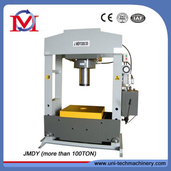 China Frame Type Economic Power 300 Tons Hydraulic Press Machine