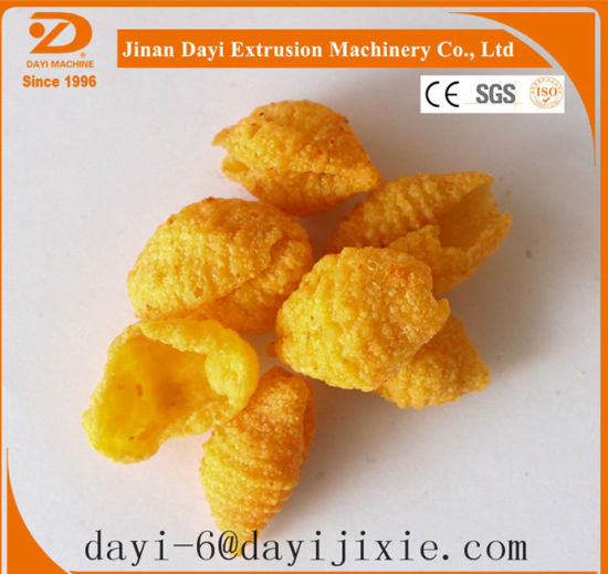 Wheat Flour Fried Snacks Extrusion Machines pictures & photos