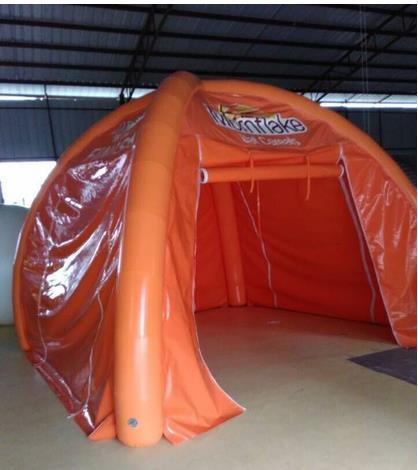 Custom Advertisement Tent Commercial Used Inflatable Tent