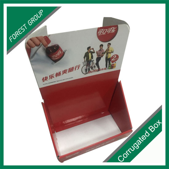 Hot Sale Customized Printing Corrugated Display Box pictures & photos