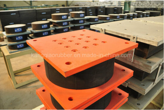 High Quality Lead Rubber Bearing for Bridge Construction From China Factory