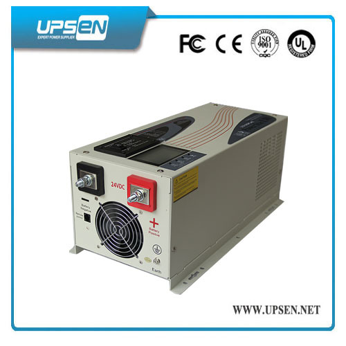 Pure Sine Wave Inverters 3000W 12V/24V/48V with MPPT Function pictures & photos