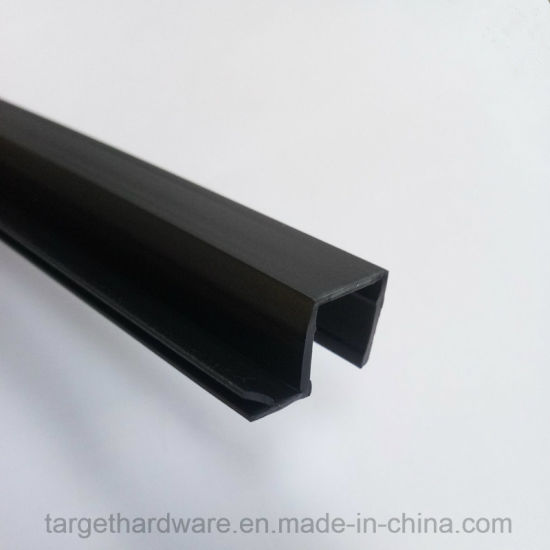 China Black Pvc Glass Shower Door Sealing Strip Ps 5 10 China