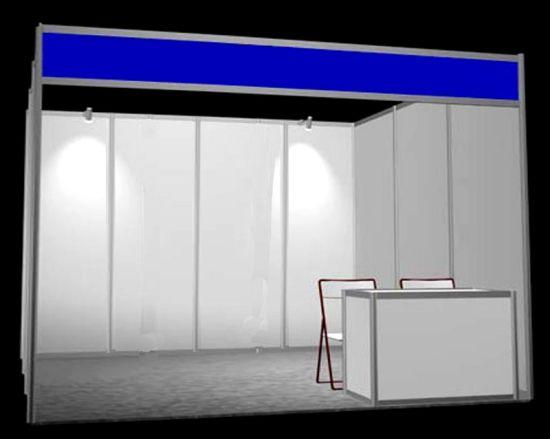 Exhibition Shell Scheme Suppliers : China m standard exhibition shell scheme booth