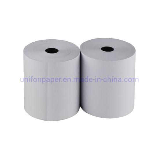 BPA Free Thermal Cash Register Paper Roll Till Rolls 57mm