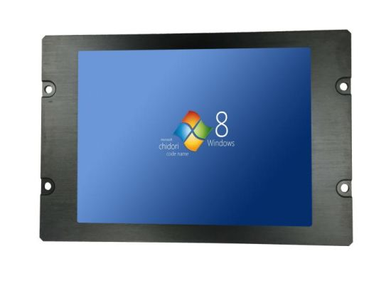12.1-Inch Rack Mounted IP65 I5 Industrial Tablet PC All-in-One Touch Computer Outdoor Waterproof Panel PC