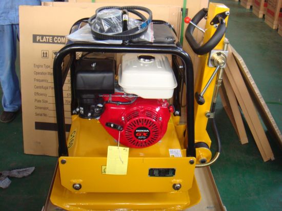 Hydraulic Reversible Plate Compactor (HP3050) pictures & photos