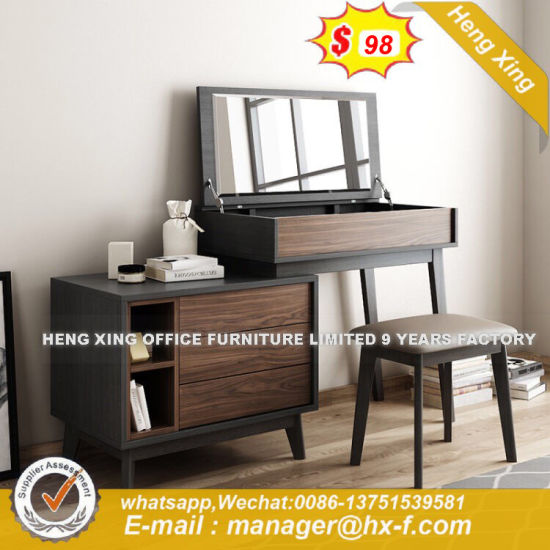 Hotel Double Bunk Bed Sets Home Living Room Bedroom Furniture (HX-8ND9105) pictures & photos
