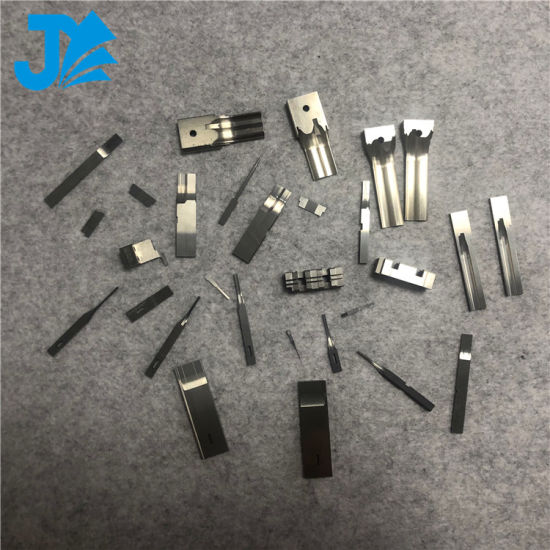 Special-Shaped Tungsten Steel Customized Mold Components/Mould Part (M0034)