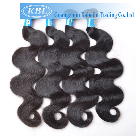 Natural Wave Brazilian Human Hair Extension pictures & photos