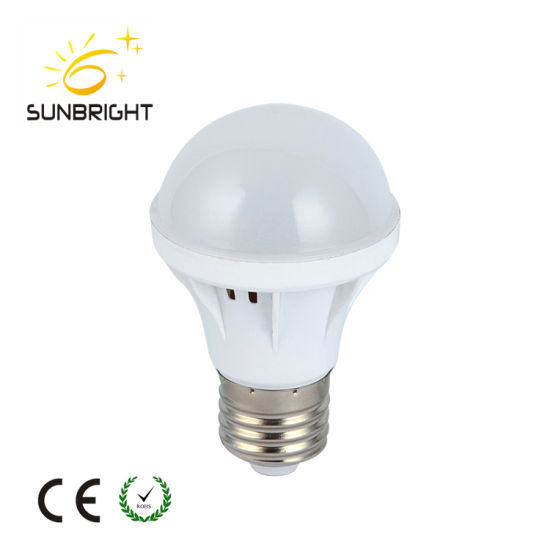 9W A60 E27 Electrical Energy Saving LED Light Bulbs pictures & photos