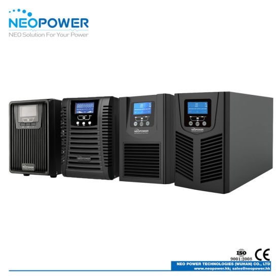 Online UPS AC Single Phase 1kVA/10kVA/20kVA/30kVA pictures & photos