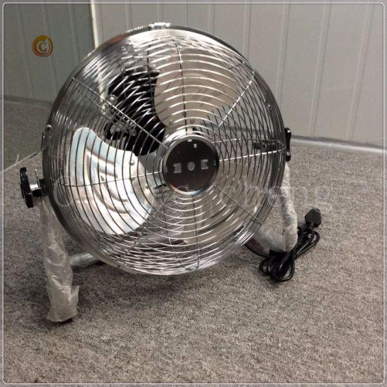 2018 Small Room Floor Fan Well Sell Steel Fan Electrical Fan Office Fan  Exhaust Fan