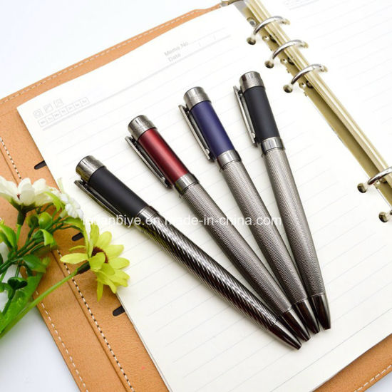Luxury Metal Ball Pen Custom Logo for Gifts (LT-E120) pictures & photos
