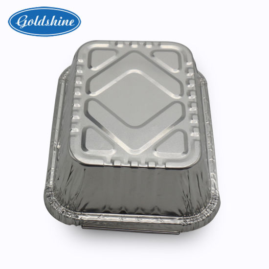 Aluminum Foil Food Packing Container pictures & photos