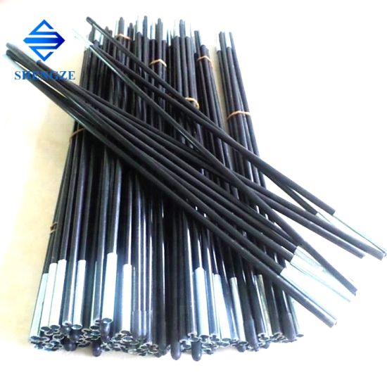 China 6 9 7 9 8 5 12 7mm Flexible Foldable Fiberglass Rod Tube Pipe Poles For Camping Two Person Tent China Tent Poles And Camping Tent Pole Price