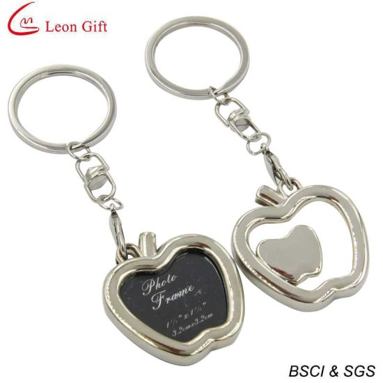 Zinc Alloy Metal Frame Keyring for Promotion Gift (LM17662) pictures & photos