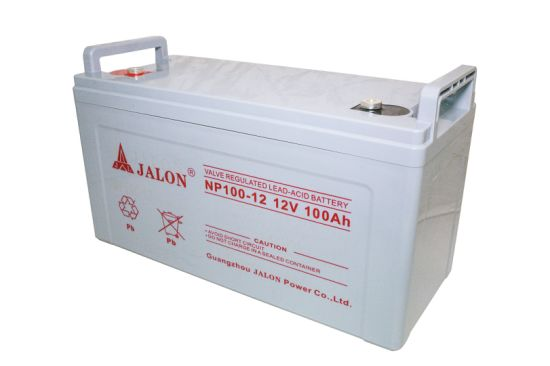 Sealed Lead Acid Solar Battery for Street Light (12V100ah)