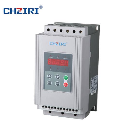 China Chziri AC Motor Starter 45kw Zjr2-3450 - China Soft Starter ...