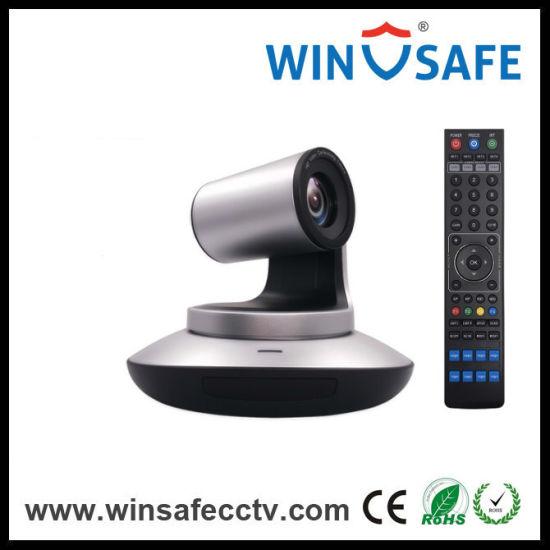 4K PTZ Video Conference IP HDMI Camera