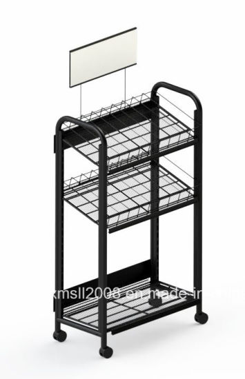 China Steel/Metal/Wire Stand Rack for Display (SLL-V012) - China ...
