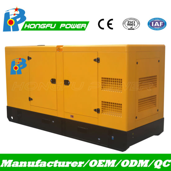 150kVA 165kVA Diesel Power Generator Set with Cummins Engine 6btaa5.9-G12 pictures & photos