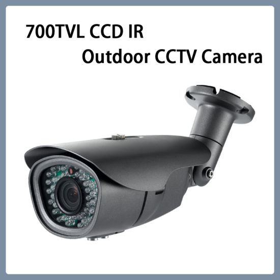 Surveillance 700tvl Sony CCD Outdoor IR Bullet Security CCTV Camera pictures & photos
