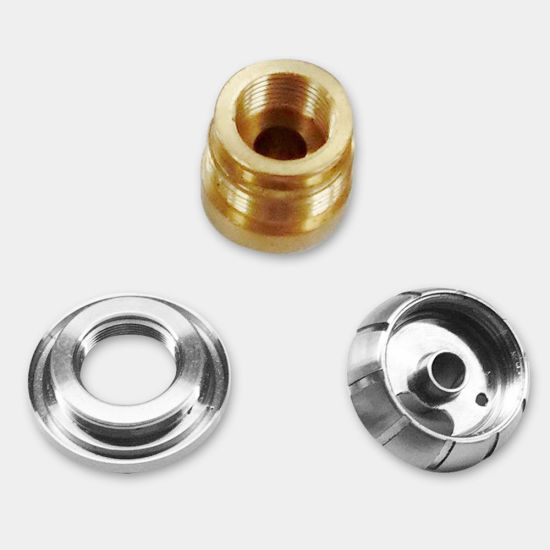 Machining Brass Parts Auto & motorcycle Part