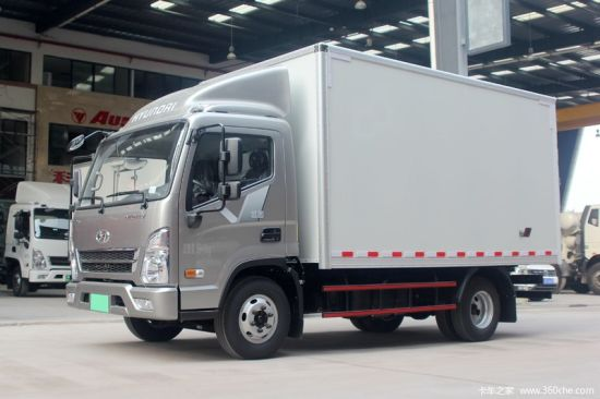 Hyundai Cargo Bus pictures & photos