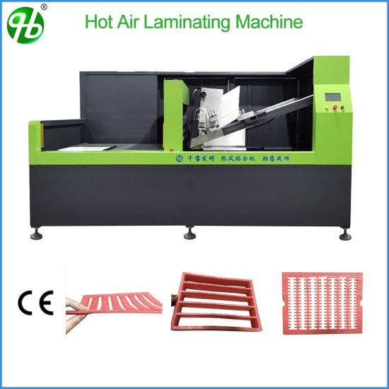 Die Cut Foam Sheets High Density Polyethylene Foam Laminating Machine